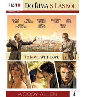 DO ŘÍMA S LÁSKOU (To Rome with Love) DVD