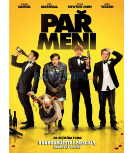 PAŘMENI (A Few Best Mne) DVD