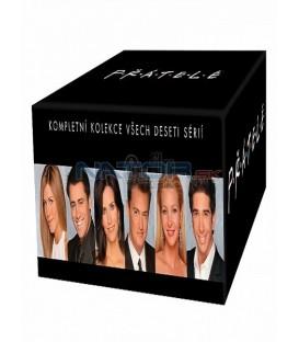 KOMPLETNÍ BOX Kolekce Přátelé (Friends) - 1-10. SÉRIE - DVD