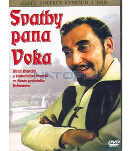 Svatby pana Voka DVD