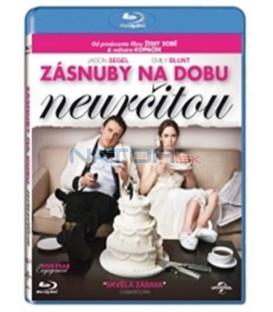 ZÁSNUBY NA DOBU NEURČITOU (Five-Year Engagement) - Blu-ray