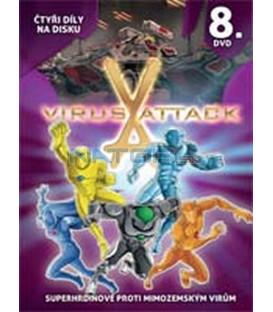 VIRUS Attack – 8. DVD – SLIM BOX