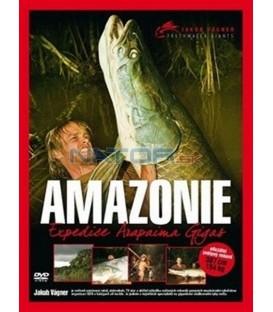 Jakub Vágner - Amazonie   (Jakub Vágner - Amazonie - Expedice arapaima gigas)
