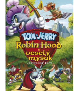 Tom a Jerry: Robin Hood a veselý myšák  (Tom and Jerry Robin Hood and his Merry Mouse)