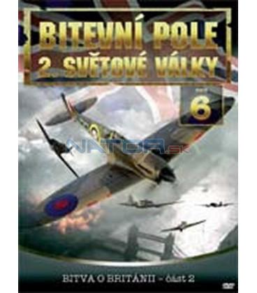 Bitevní pole 2. světové války – 6. DVD – SLIM BOX