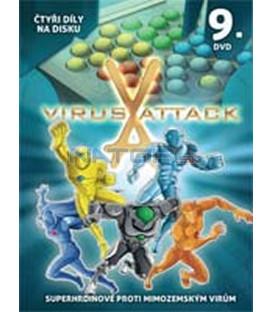 Virus Attack – 9. DVD – SLIM BOX