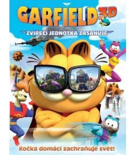 Garfield 3D: Zvířecí jednotka zasahuje  (Garfields Pet Force)