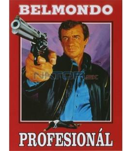 Profesionál (Professionnel, Le) DVD