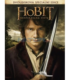 HOBIT: NEOČEKÁVANÁ CESTA (The Hobbit: An Unexpected Journey) 2 X DVD