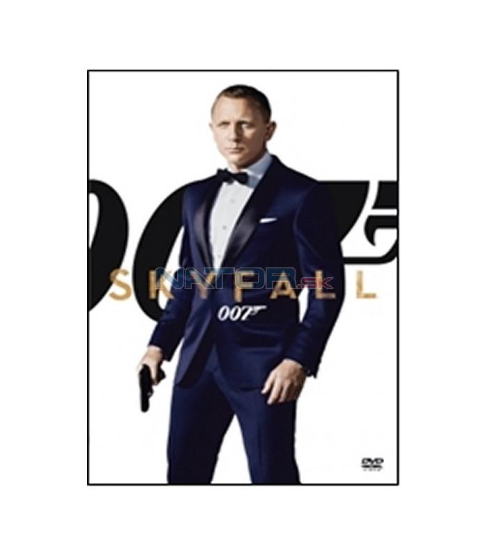 SKYFALL JAMES BOND 007(4K ULTRA HD+BLU-RAY+DIGITAL CODE)w