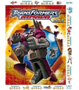 Transformers: Armada - 3 DVD (Transformers: Armada)
