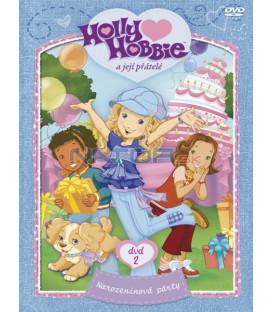 Holly Hobbie a její přátelé - DVD 2 - Narozeninová párty (Holly Hobbie & Friends)