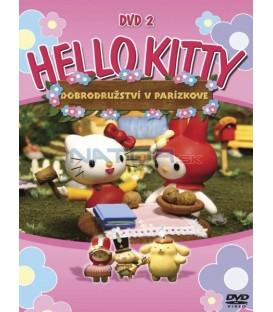 Hello Kitty - DVD 2 - Dobrodružství v Pařízkově (Hello Kitty Stump Village)