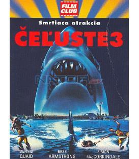 Čelisti III (Jaws 3) DVD