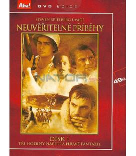 Neuvěřitelné příběhy - disk 1 (Amazing Stories) DVD