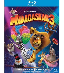Madagaskar 3 (Blu-ray)  (Madagascar 3: Europes Most Wanted)