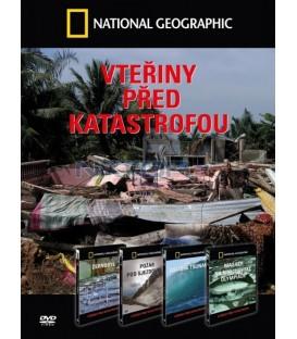 Vteřiny před katastrofou (Seconds from Disaster) 4 DVD