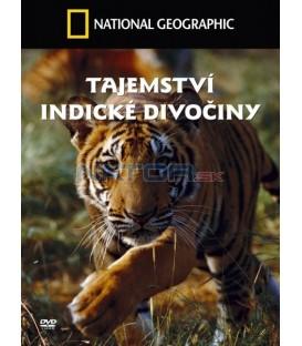 Tajemství indické divočiny  (Secrets of Wild India) 3DVD
