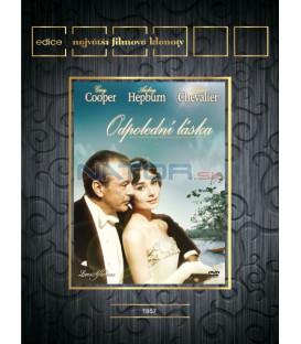 Odpolední láska (Love in the Afternoon)  – edice Největší filmové klenoty
