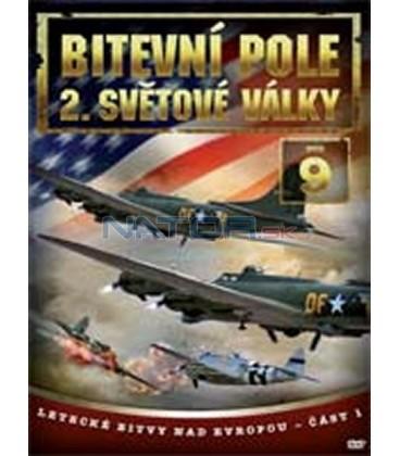 Bitevní pole 2. světové války – 9. DVD – SLIM BOX