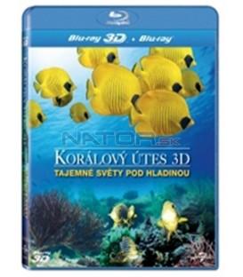 Korálový útes 3D – Tajemné světy pod hladinou / Coral Reef 3D – Mysterious World Underwater / 2012 - Blu-ray