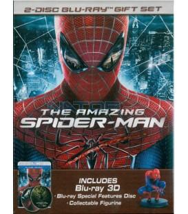 The Amazing Spider-Man 2 D+ 3D - 2012 vychází na Blu-ray v dárkových baleních  - s figurkou Spidermana