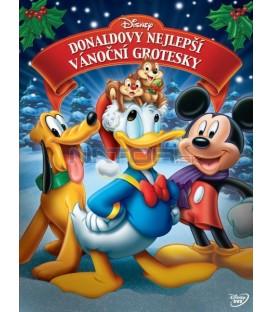 Donaldovy nejlepší vánoční grotesky   (Donald Duck´s christmas favourites)