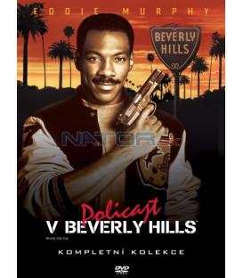 Kolekce Policajt v Beverly Hills 1.-3. 3DVD   (Beverly Hills Cop I-III)