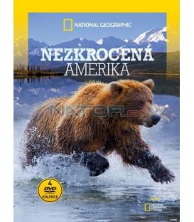 Nezkrocená Amerika 4DVD   (Untamed Americas)