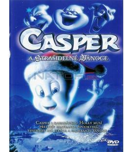 Casper  a strasidelne vanoce (Casper`s Haunted Christmas) DVD