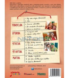 Spievankovo 3 - Podhradská/Čanaky DVD