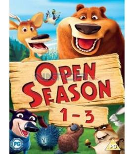 Kolekce: Lovecká sezóna 1,2,3 - 3 X DVD