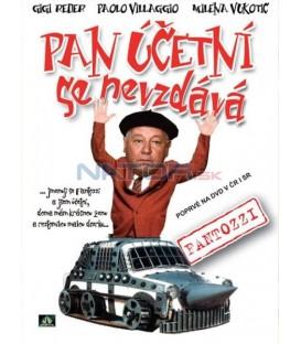PAN ÚČETNÍ SE NEVZDÁVÁ   (FANTOZZI ALLA RISCOSSA) DVD