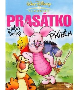 Prasiatko a Jeho Príbeh (Piglets Big Movie)