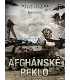 Afghánské peklo (Afghan Luke) – SLIM BOX DVD