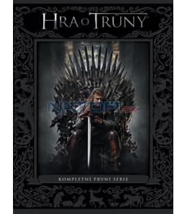 Hra o trůny 1. série 5DVD (VIVA) (Game of Thrones Season 1)
