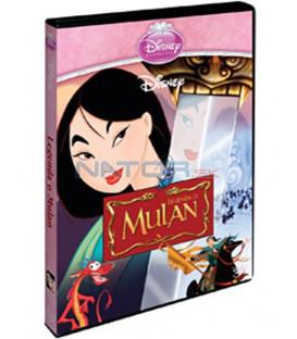 Legenda o Mulan SE   (Mulan) - Edice princezen CZ+SK Dabing