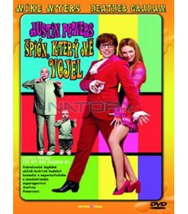 Austin Powers: Špión, Který Mě Vojel (Austin Powers: The Spy Who Shagged Me) DVD