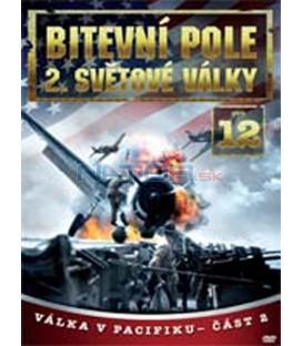 Bitevní pole 2. světové války – 12. DVD – SLIM BOX