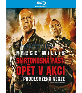 Smrtonosná past 5 : Opět v akci (A Good Day to Die Hard) 2013 - Blu-Ray