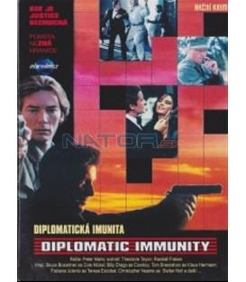Diplomatická imunita (Diplomatic Immunity) DVD