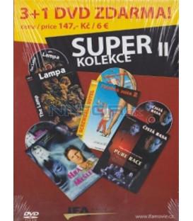 Super kolekce 2 -3 + 1 DVD zdarma