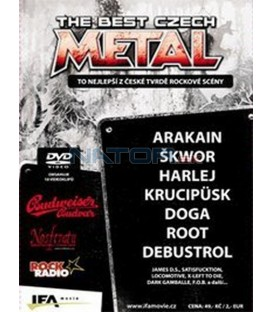 The Best Czech Metal DVD