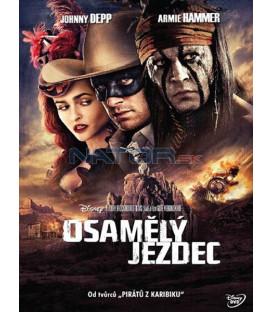 OSAMĚLÝ JEZDEC (THE LONE RANGER) DVD