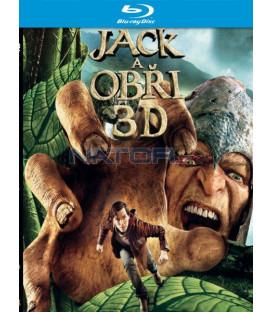 JACK a OBŘI ( Jack the Giant Killer) - Blu-ray 3D+2D