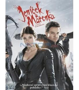 JENÍČEK A MAŘENKA: LOVCI ČARODĚJNIC (Hansel and Gretel: Witch Hunters) DVD