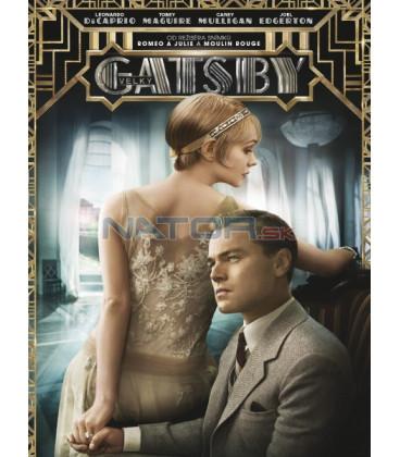 VELKÝ GATSBY (The Great Gatsby) DVD