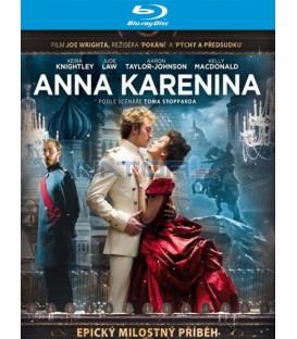 ANNA KARENINA (Anna Karenina) (2012) - Blu-ray
