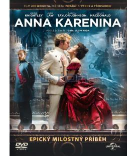 ANNA KARENINA (Anna Karenina) (2012) DVD