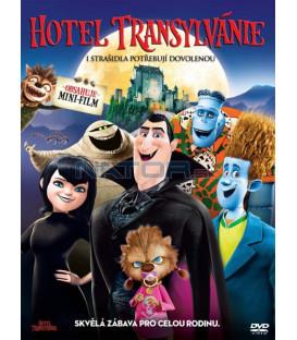 HOTEL TRANSYLVÁNIE (Hotel Transylvania) DVD